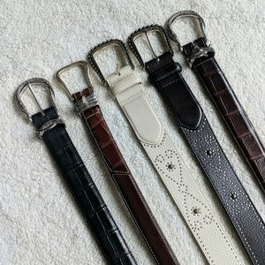Brighton Belts Bundle of 5